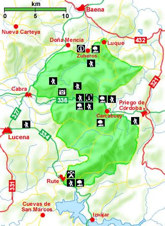 IZNAJAR VILLAS - Parque Natural de las Sierras Subbéticas
